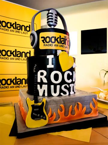 ROCKLAND Geburtstag