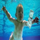 """Albumcover """"Nevermind"""" von Nirvana"""