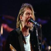 Kurt Cobain, Sänger der US-amerikanischen Kult-Rockband Nirvana