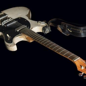 Ramones Gitarre