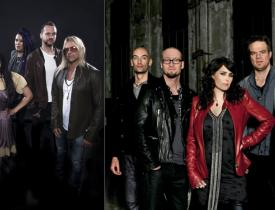 Evanescence, Within Temptation