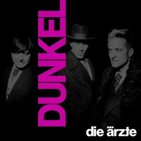 die ärzte - Dunkel Albumcover