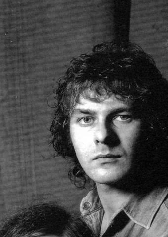 John Hinch (Ex-Drummer Judas Priest 1974)