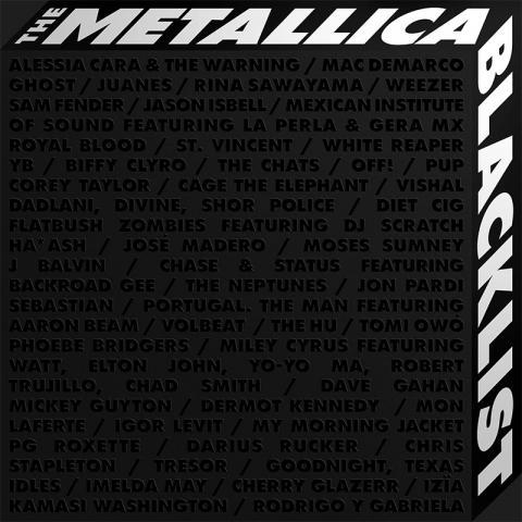 Metallica Blacklist