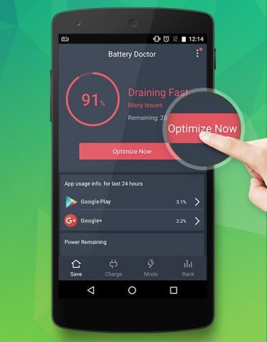 Webtipp: Battery Doctor