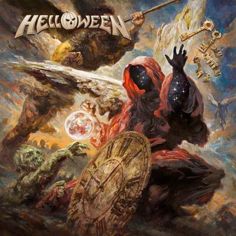 Helloween Album Cover