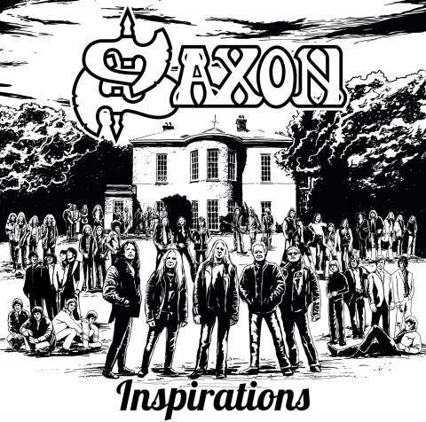 Saxon: Inspirations