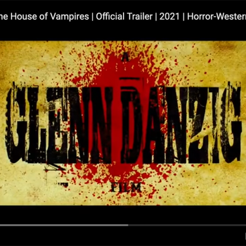 Screenshot YouTube Death Rider in the House of Vampires | Official Trailer | 2021 | Horror-Western